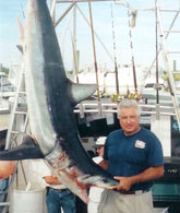 Atlantic Ocean Shark Fishing