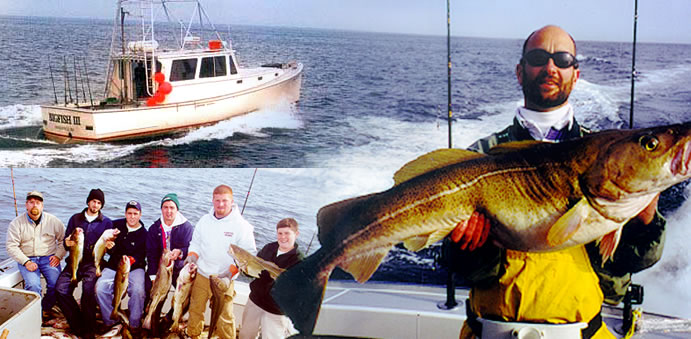 Deep water ocean fishing with Big Fish Charters