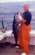 Big Fish Charter catch