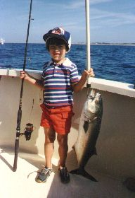 Results of saltwater fishing trips in cape cod massachusetts for Cape cod fishing party boats